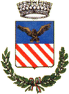 Coat of arms of City of Castino
