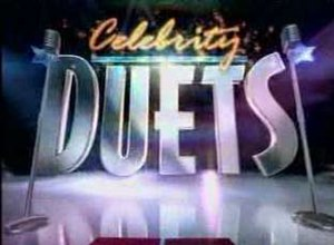 Celebrity Duets - Image: Celebrity Duets