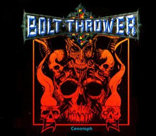 <i>Cenotaph</i> (EP) 1991 EP by Bolt Thrower