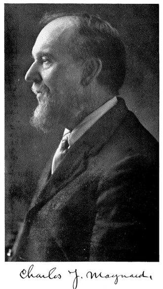 Charles Johnson Maynard - Image: Charles Johnson Maynard, 1920s