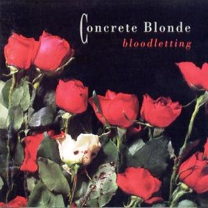Bloodletting (Concrete Blonde album) - Image: Concrete Blonde Bloodletting Front