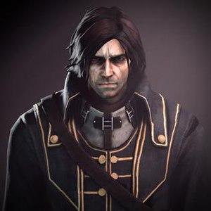 Corvo Attano - Corvo as seen in Dishonored.