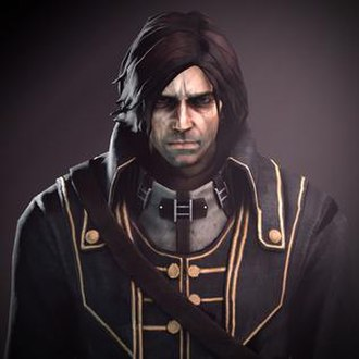 Corvo Attano - Corvo as seen in Dishonored.