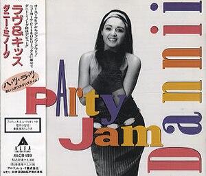 Party Jam - Image: Dannii Minogue Party Jam 322792