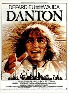 <i>Danton</i> (1983 film) 1983 film by Andrzej Wajda