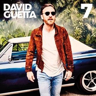 7 (David Guetta album) - Image: David Guetta 7 (album cover)