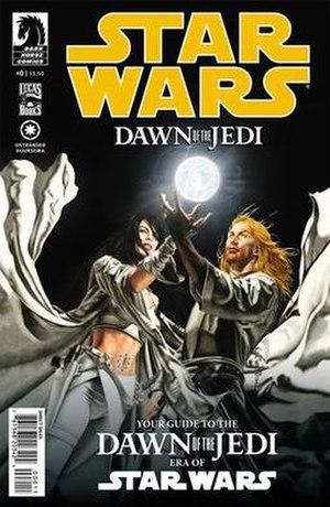 Star Wars: Dawn of the Jedi - Image: Dawn of the Jedi