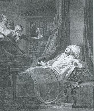 Denbies - Image: Death of a Christian