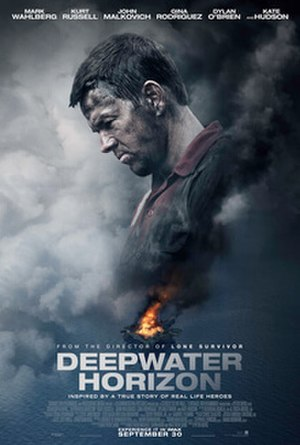 Deepwater Horizon (film) - Theatrical release poster