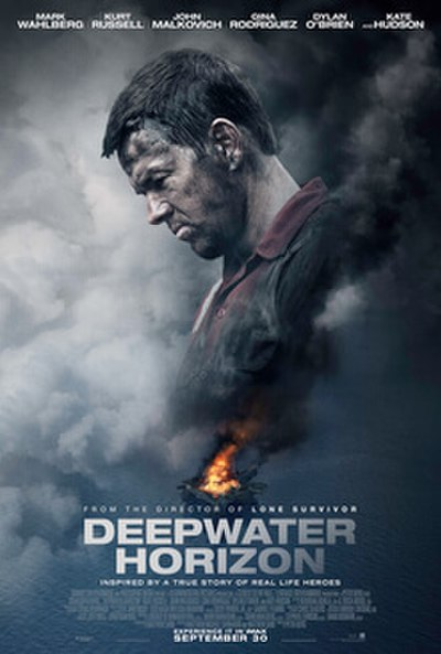 Picture of a movie: Deepwater Horizon