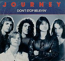 Image result for don't stop believing