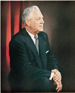 Donald Barnhouse - Donald Grey Barnhouse on the cover of ''Eternity'' magazine in its memorial issue tribute to the magazine's founder, March 1961