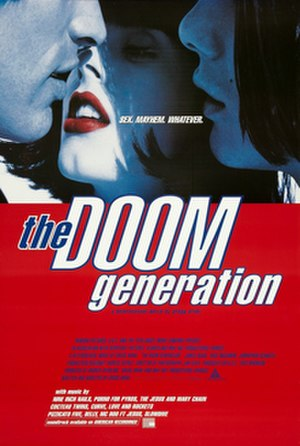The Doom Generation - Theatrical release poster