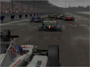 EA Sports F1 2001 - Gameplay of the Xbox Version