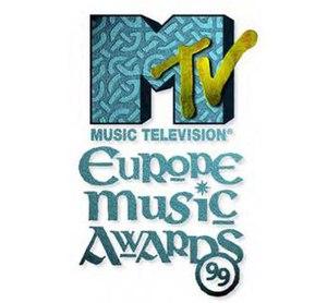 1999 MTV Europe Music Awards - Image: EMA1999LOGO