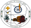Official seal of Eaton, Ohio
