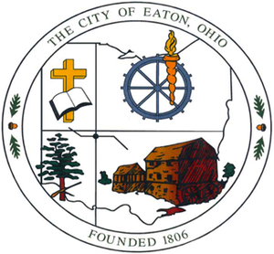 Eaton, Ohio - Image: Eaton Ohio Seal