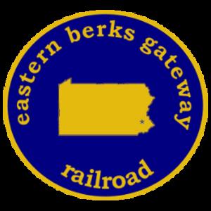 Eastern Berks Gateway Railroad - Image: Ebgrr logo