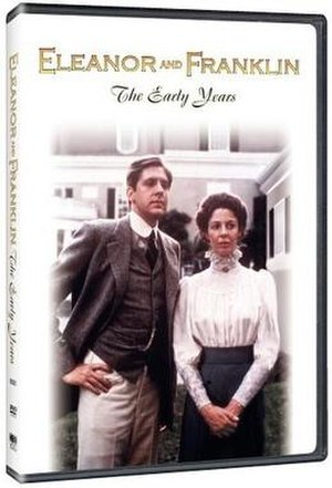 Eleanor and Franklin: The White House Years - DVD cover