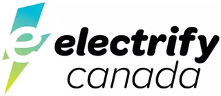 Electrify Canada Electric vehicle charging network in Canada