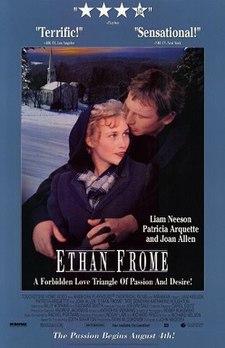 <i>Ethan Frome</i> (film) 1993 British-American romantic historical drama film by John Madden