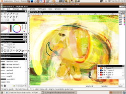 Screenshot of Creature House Expression 3.3.372