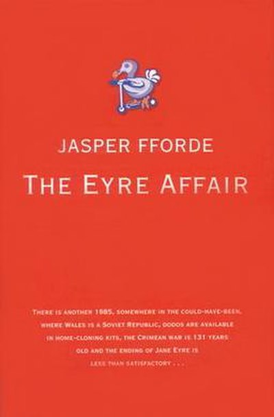 Picture of a book: The Eyre Affair