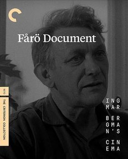 <i>Fårö Document</i>