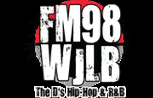 WJLB - Image: FM 98 WJLB logo