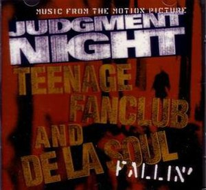 Fallin' (Teenage Fanclub and De La Soul song) - Image: Fallin' single