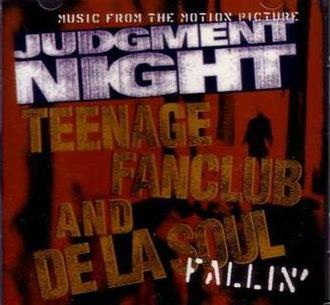 Fallin' (Teenage Fanclub and De La Soul song) - Image: Fallin' single