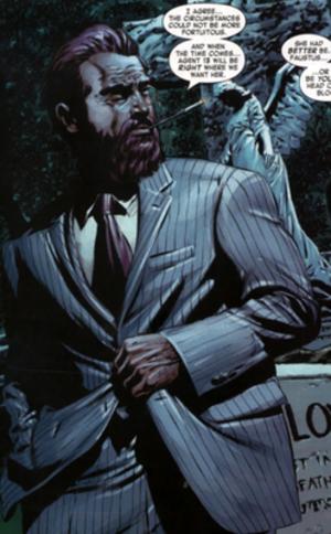 Doctor Faustus (comics) - Doctor Faustus Art by Mike Perkins