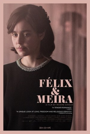 Felix and Meira - Film poster