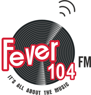 Fever 104 FM Radio station in cities in India