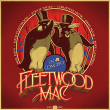 Fleetwood Mac Tour Kansas City