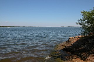 Fort Cobb Reservoir