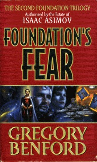 Foundation's Fear - Cover of the Harper Prism edition