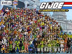 World War III (G.I. Joe) - Image: G.I. Joe Americas Elite 25