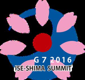 42nd G7 summit - 42nd G7 summit official logo