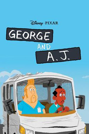 George & A.J. - Poster