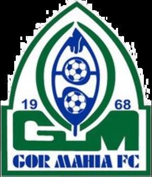 Gor Mahia F.C. - Image: Gor Mahia FC (logo)