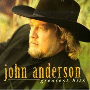 Greatest Hits (1996 John Anderson album) - Image: Greatest Hits 1996