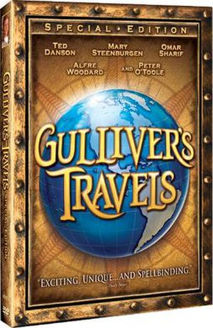 Gulliver's Travels (miniseries) - DVD cover (special edition)