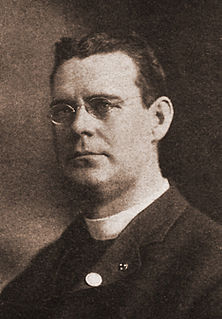 Thomas J. Hagerty American priest and trade union activist