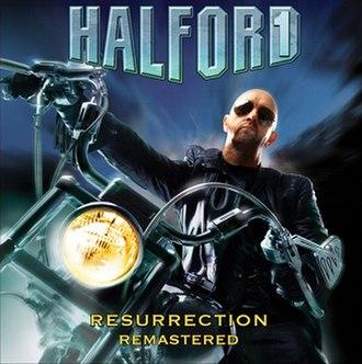 Resurrection (Halford album) - Image: Halford 1