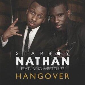 Hangover (Starboy Nathan song) - Image: Hangover (Starboy Nathan single cover art)