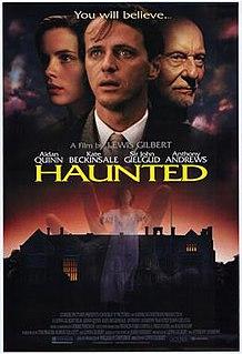 <i>Haunted</i> (1995 film) 1995 British film