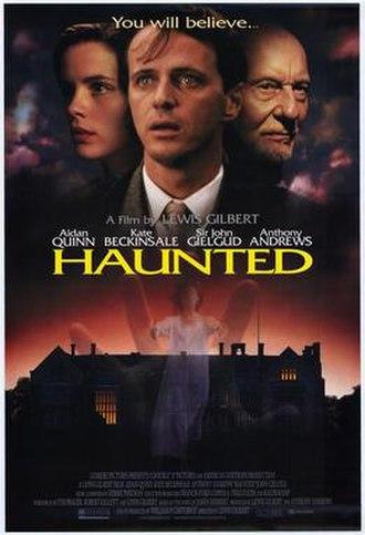 Haunted (1995 film) - Film poster