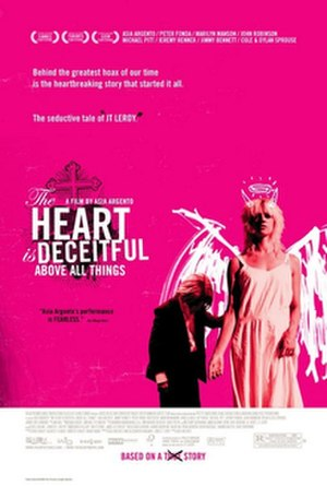 The Heart Is Deceitful Above All Things - Theatrical release poster