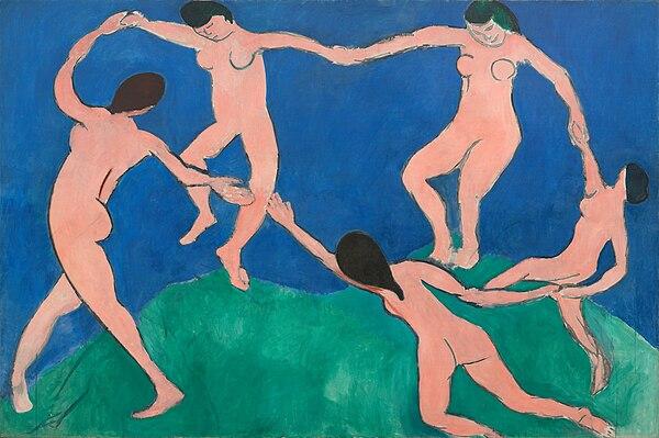 Henri Matisse, La Danse